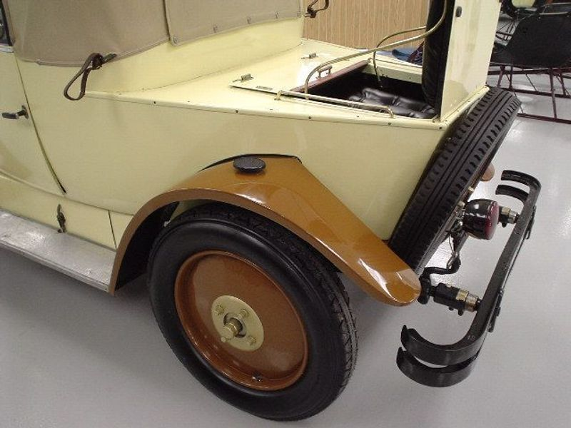 1925 RENAULT MT CONVERTIBLE - 1444595 - 33