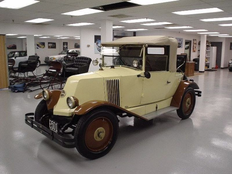 1925 RENAULT MT CONVERTIBLE - 1444595 - 3