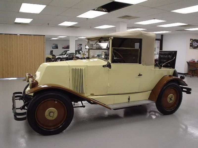 1925 RENAULT MT CONVERTIBLE - 1444595 - 4