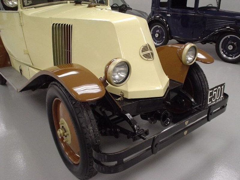 1925 RENAULT MT CONVERTIBLE - 1444595 - 5