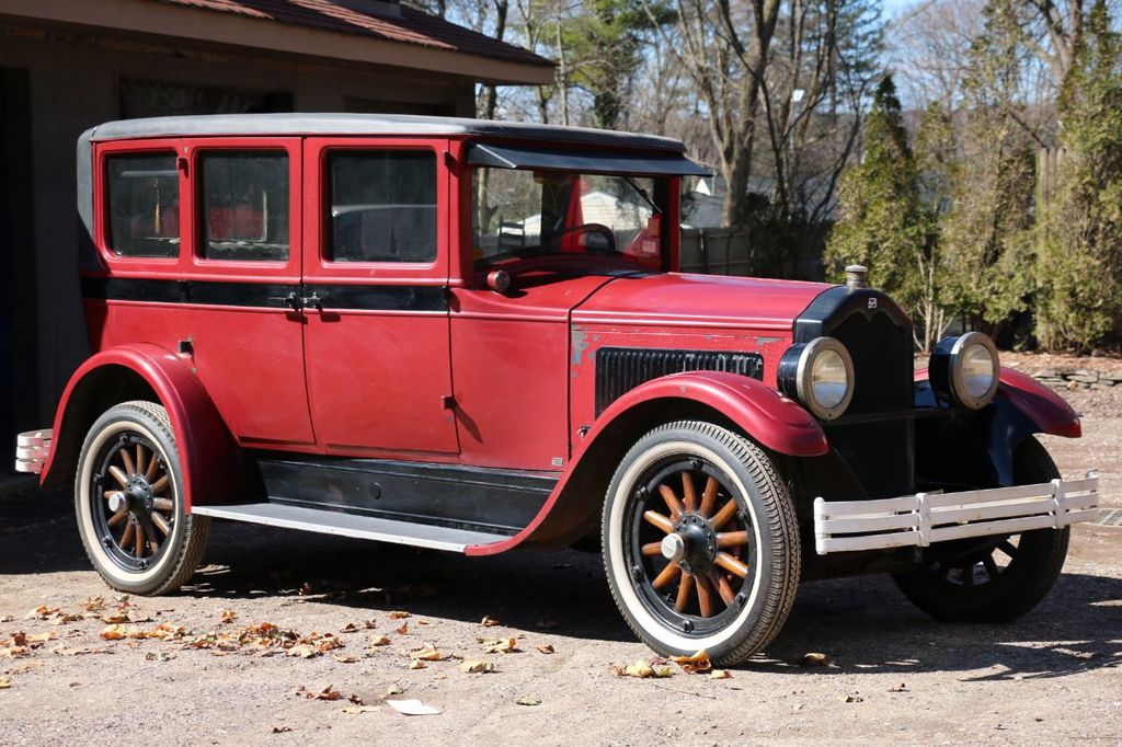 1927 Buick Touring Sedan For Sale - 16164833 - 0