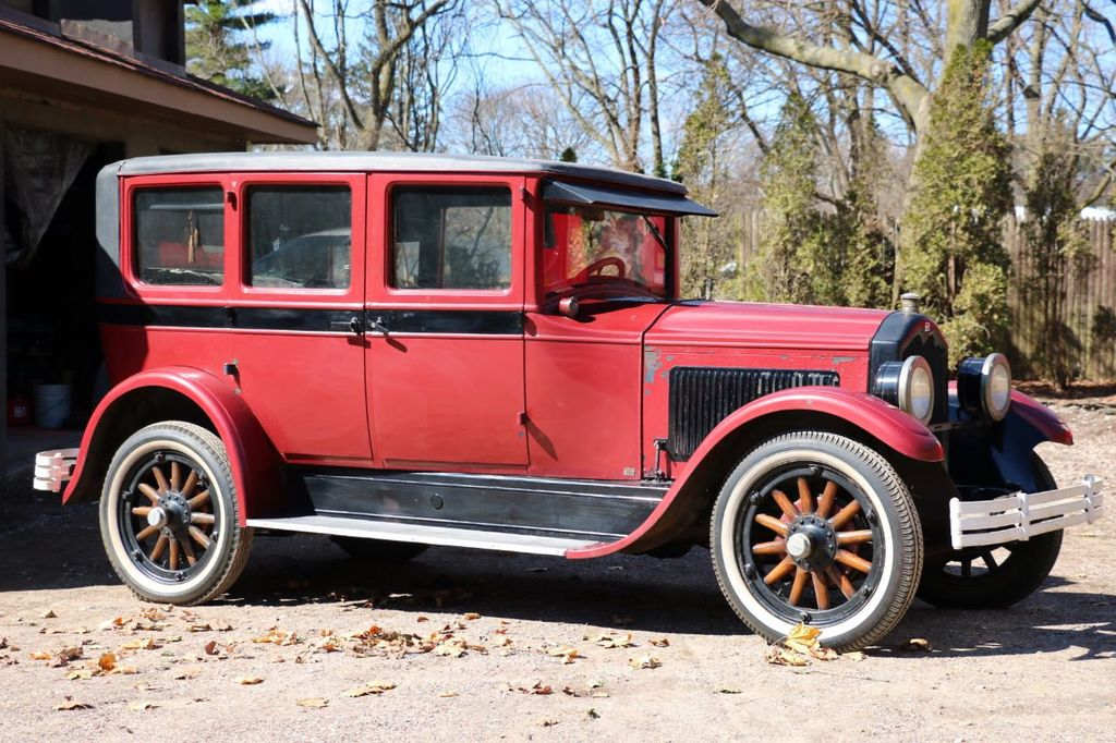 1927 Buick Touring Sedan For Sale - 16164833 - 9