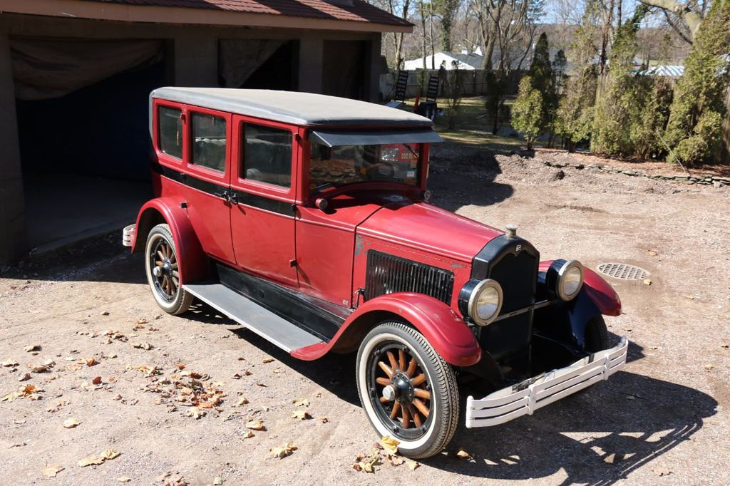 1927 Buick Touring Sedan For Sale - 16164833 - 10