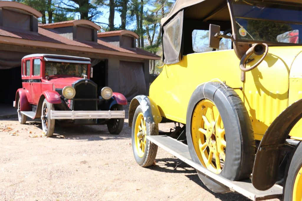 1927 Buick Touring Sedan For Sale - 16164833 - 11