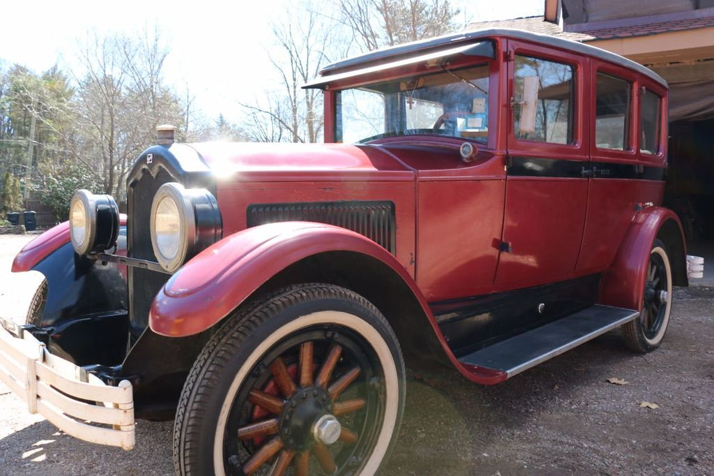 1927 Buick Touring Sedan For Sale - 16164833 - 13