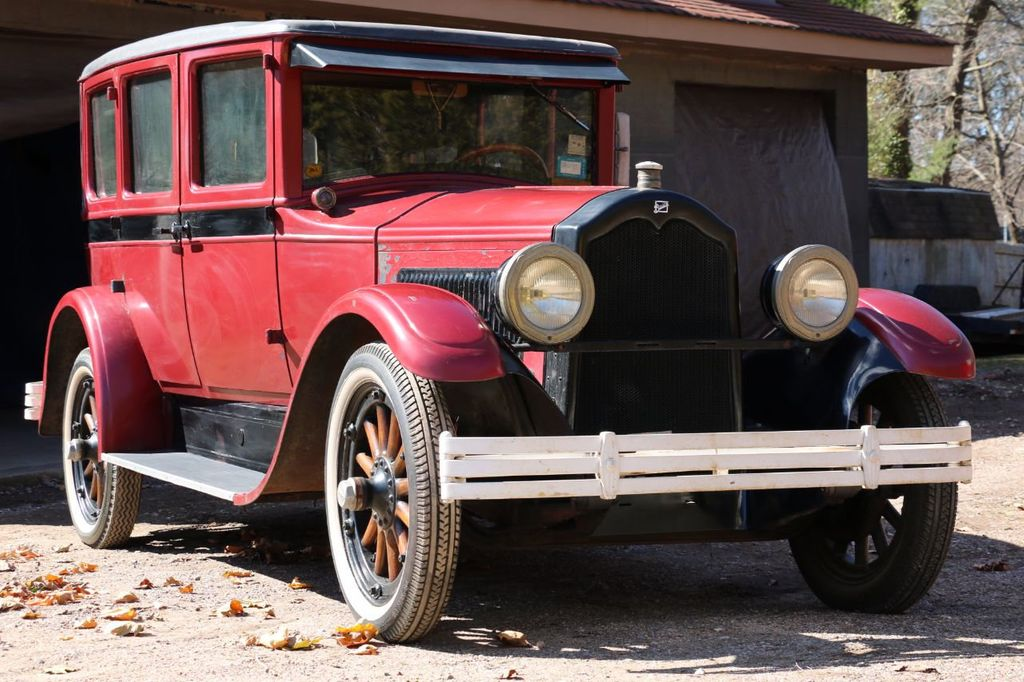 1927 Buick Touring Sedan For Sale - 16164833 - 1