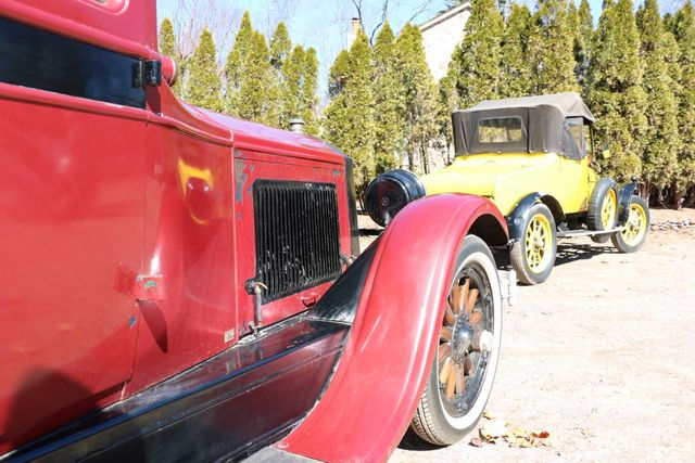 1927 Buick Touring Sedan For Sale - Click to see full-size photo viewer