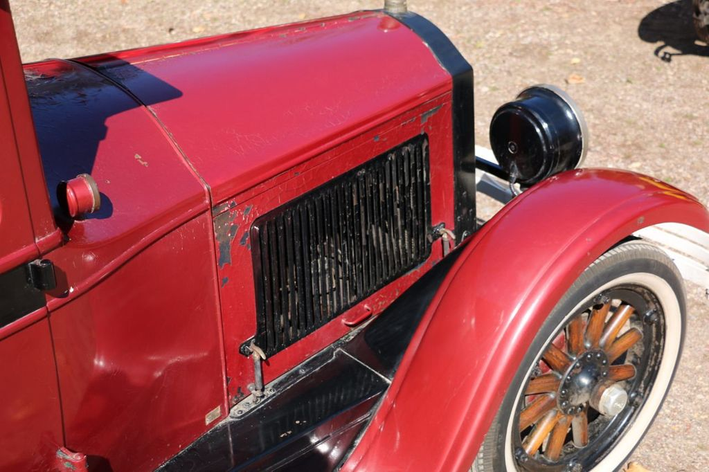 1927 Buick Touring Sedan For Sale - 16164833 - 24