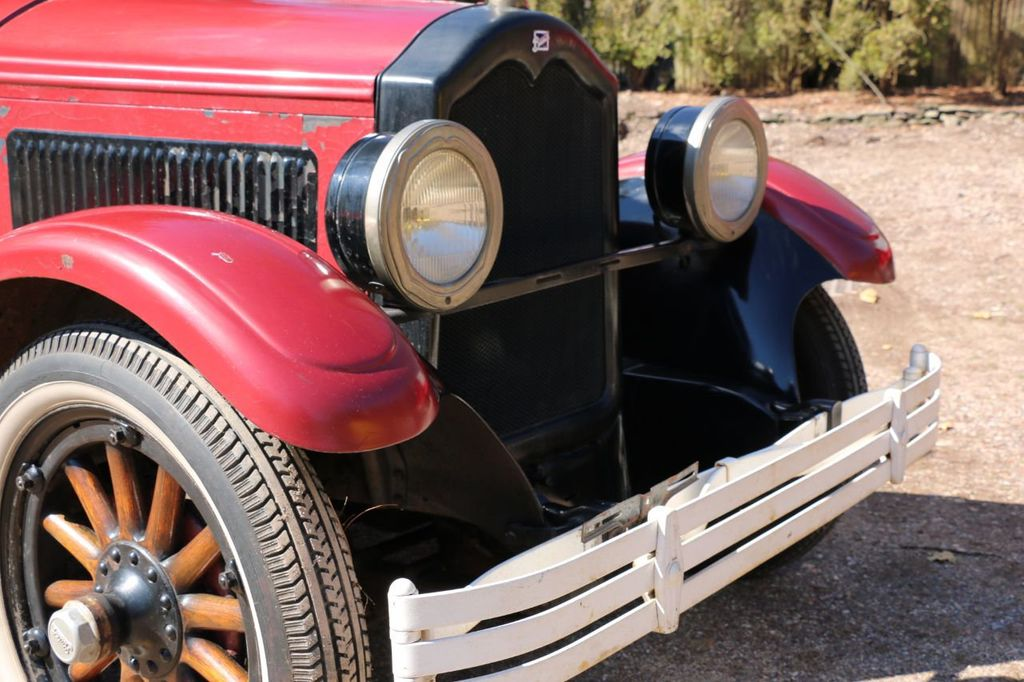 1927 Buick Touring Sedan For Sale - 16164833 - 26