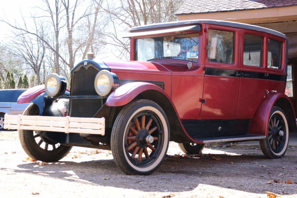 1927 Buick Touring Sedan For Sale - 16164833 - 2