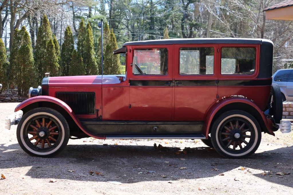 1927 Buick Touring Sedan For Sale - 16164833 - 3