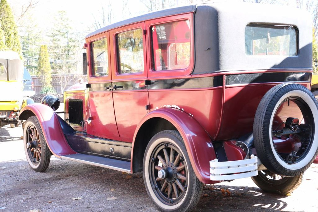 1927 Buick Touring Sedan For Sale - 16164833 - 4