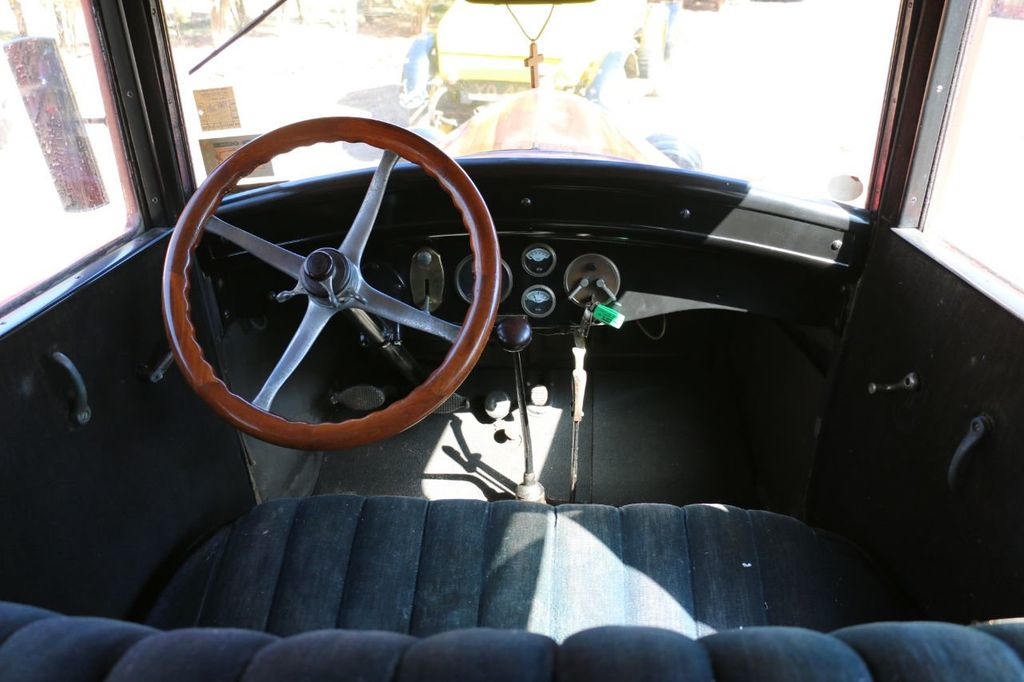 1927 Buick Touring Sedan For Sale - 16164833 - 55