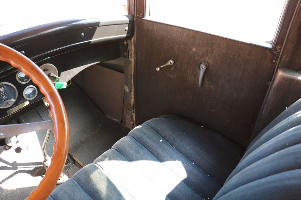 1927 Buick Touring Sedan For Sale - 16164833 - 71