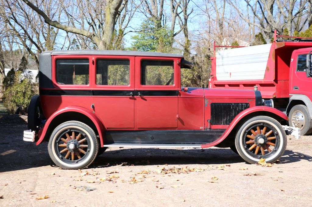 1927 Buick Touring Sedan For Sale - 16164833 - 8