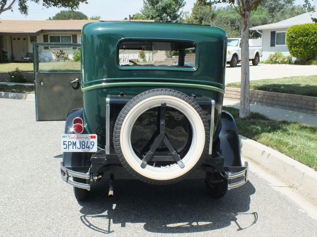 1929 Chevrolet 2-Door Coach For Sale - 15076383 - 10