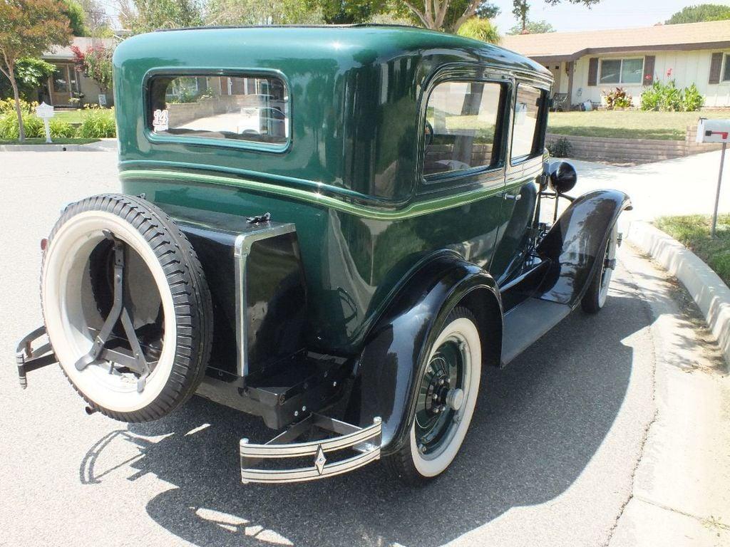 1929 Chevrolet 2-Door Coach For Sale - 15076383 - 11