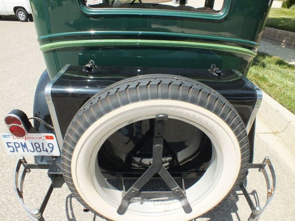 1929 Chevrolet 2-Door Coach For Sale - 15076383 - 15