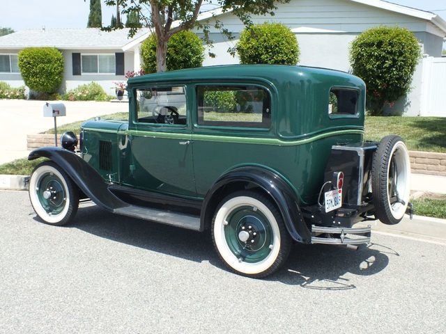 1929 Chevrolet 2-Door Coach For Sale - Click to see full-size photo viewer