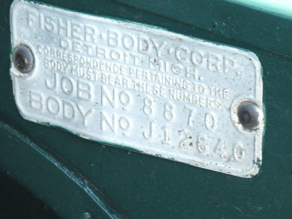 1929 Chevrolet 2-Door Coach For Sale - 15076383 - 36