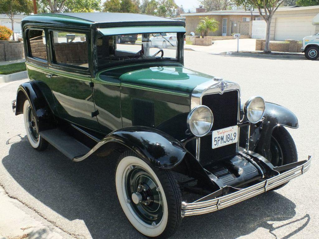 1929 Chevrolet 2-Door Coach For Sale - 15076383 - 8