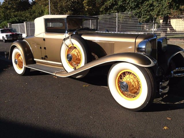 1929 Cord L29 Cabriolet 2 Seater For Sale - 16498154 - 10
