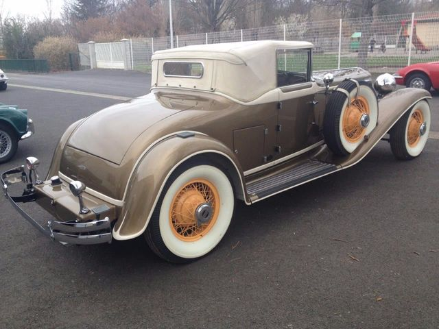 1929 Cord L29 Cabriolet 2 Seater For Sale - 16498154 - 11