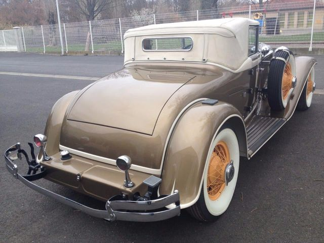 1929 Cord L29 Cabriolet 2 Seater For Sale - 16498154 - 12