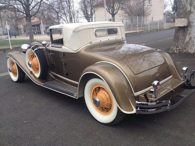 1929 Cord L29 Cabriolet 2 Seater For Sale - 16498154 - 14