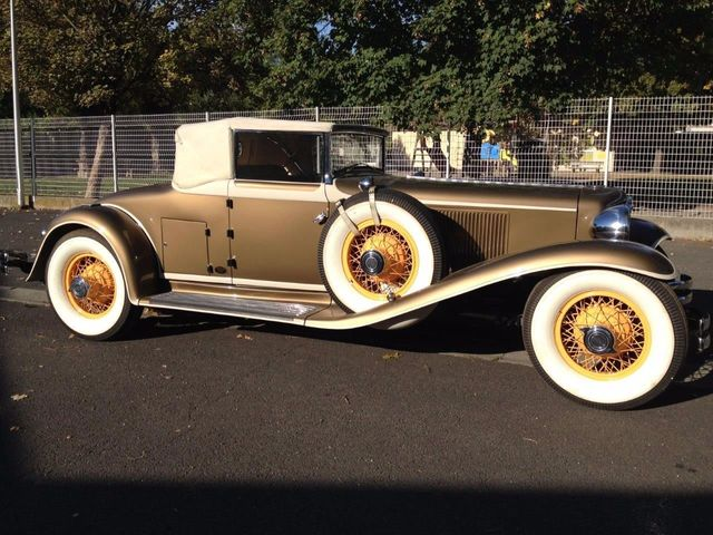 1929 Cord L29 Cabriolet 2 Seater For Sale - 16498154 - 15