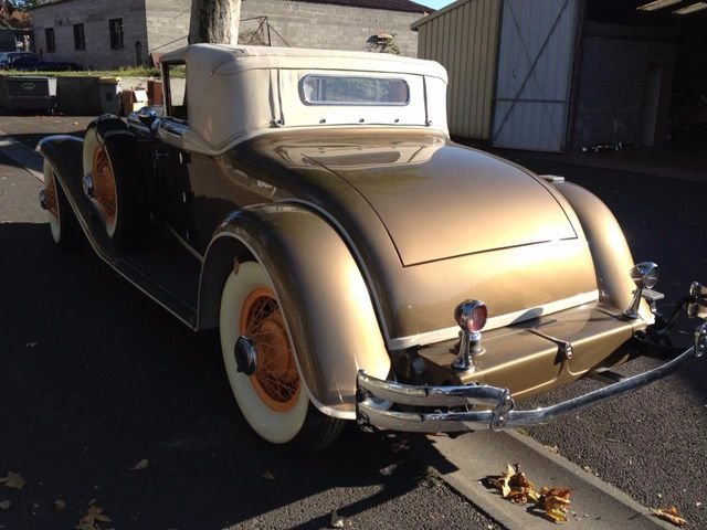 1929 Cord L29 Cabriolet 2 Seater For Sale - 16498154 - 18