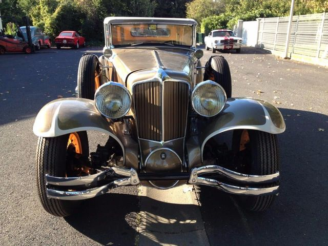 1929 Cord L29 Cabriolet 2 Seater For Sale - 16498154 - 1