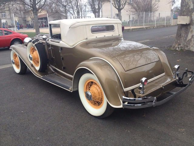 1929 Cord L29 Cabriolet 2 Seater For Sale - 16498154 - 19