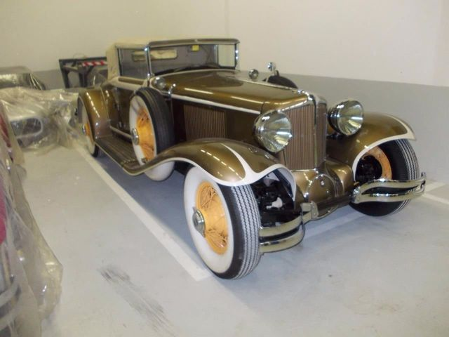 1929 Cord L29 Cabriolet 2 Seater For Sale - 16498154 - 20