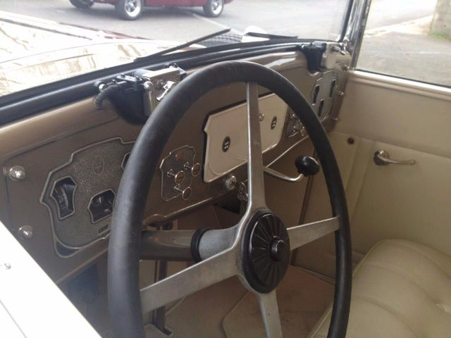 1929 Cord L29 Cabriolet 2 Seater For Sale - 16498154 - 24
