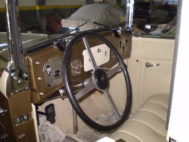 1929 Cord L29 Cabriolet 2 Seater For Sale - 16498154 - 25