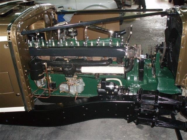1929 Cord L29 Cabriolet 2 Seater For Sale - 16498154 - 31