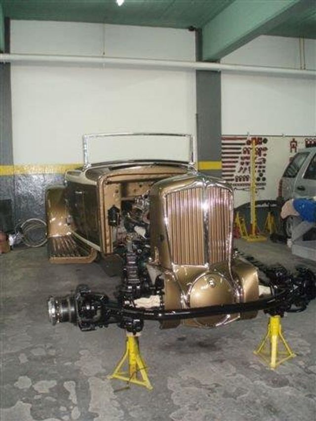 1929 Cord L29 Cabriolet 2 Seater For Sale - 16498154 - 34