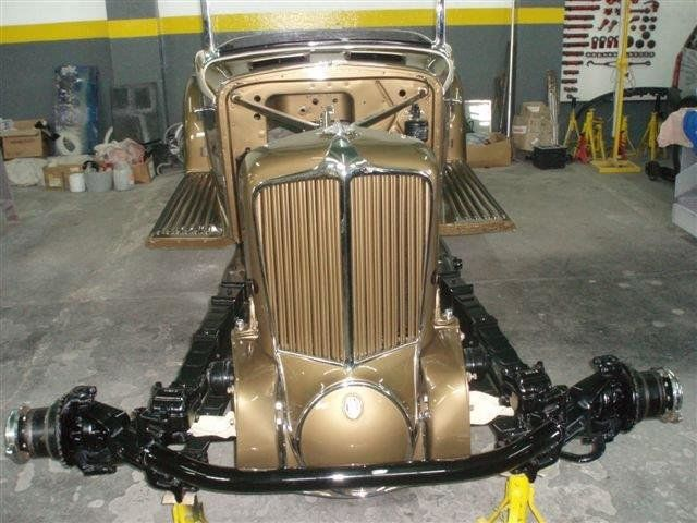 1929 Cord L29 Cabriolet 2 Seater For Sale - 16498154 - 36