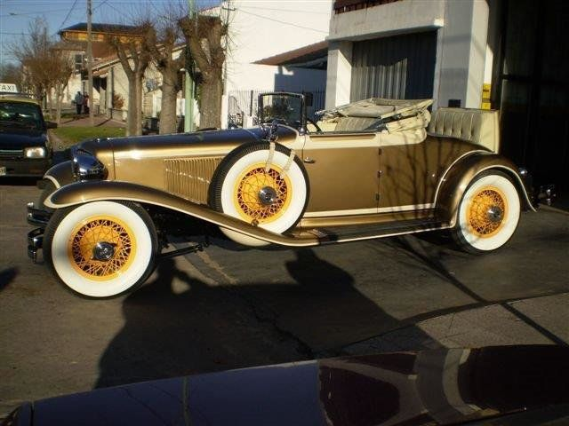 1929 Cord L29 Cabriolet 2 Seater For Sale - 16498154 - 3