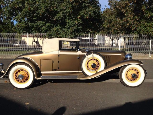 1929 Cord L29 Cabriolet 2 Seater For Sale - 16498154 - 5