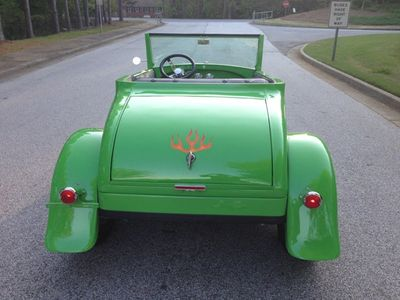 1929 Ford Coupester Roadster Henry Steel Body Coupester - Click to see full-size photo viewer