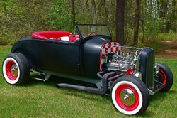1929 Ford Hi-Boy - 1929FORDHIBOY