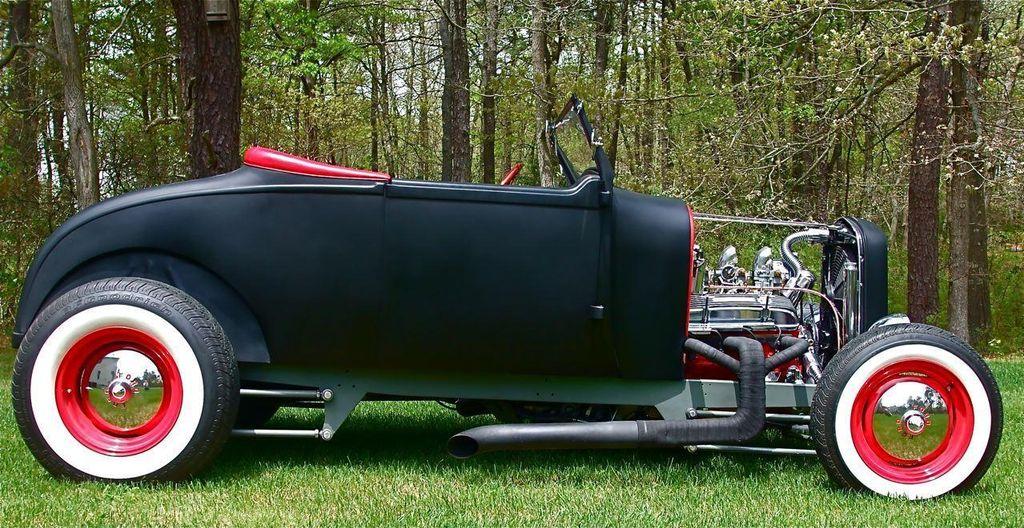 1929 Ford Hi-Boy Roadster - 11480353 - 1