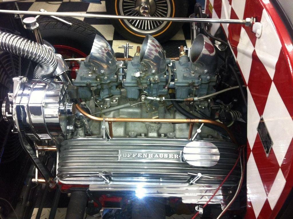 1929 Ford Hi-Boy Roadster - 11480353 - 22