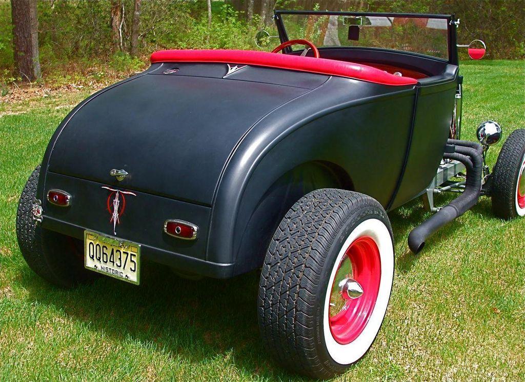 1929 Ford Hi-Boy Roadster - 11480353 - 2