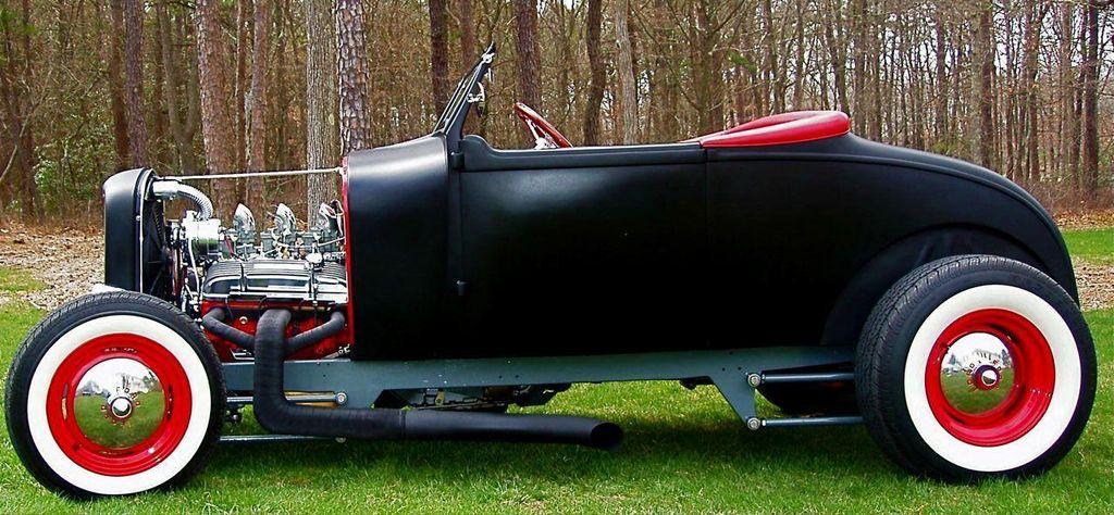 1929 Ford Hi-Boy Roadster - 11480353 - 3