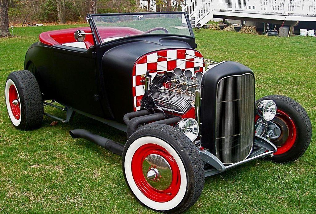 1929 Ford Hi-Boy Roadster - 11480353 - 4