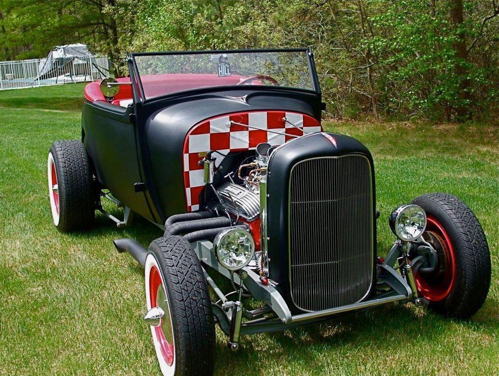 1929 Ford Hi-Boy Roadster - 11480353 - 5