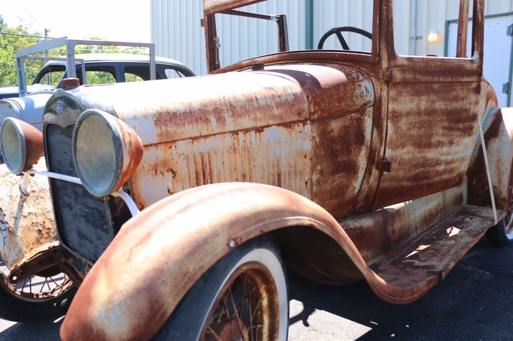 1929 Ford Model A Sport Coupe Project - 15440553 - 11